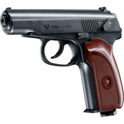 Пневматичний пістолет Umarex Makarov Ultra Blowback - зображення 1