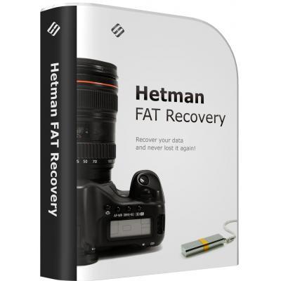 Системная утилита Hetman Software Hetman FAT Recovery Домашняя версия (UA-HFR2.3-HE) - изображение 1