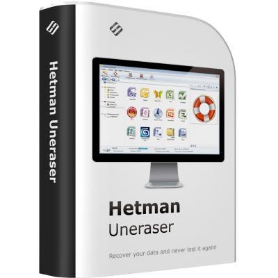 Системная утилита Hetman Software Hetman Uneraser Домашняя версия (UA-HU3.6-HE) - изображение 1