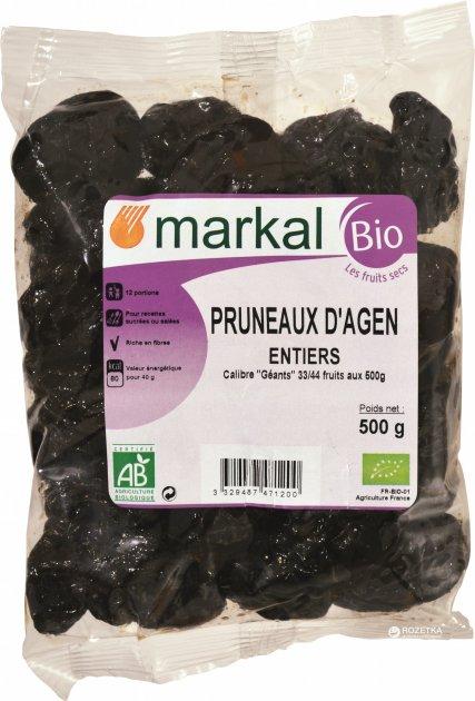 Чорнослив органічний Markal 500 г (3329487471200) - зображення 1