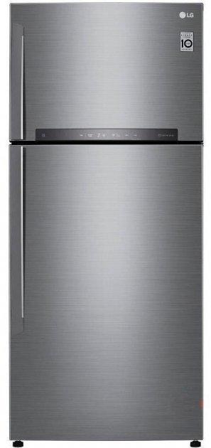 Двухкамерный холодильник LG GN-H702HMHZ - изображение 1