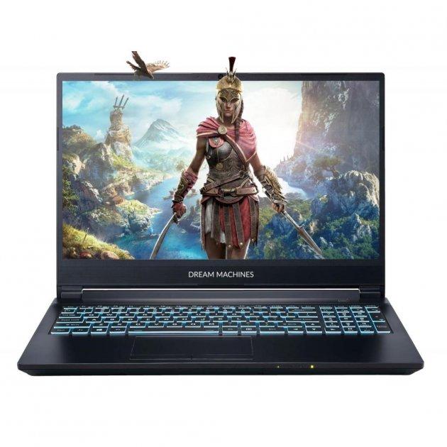 Ноутбук Dream Machines G1650TI (G1650TI-15UA40) - изображение 1