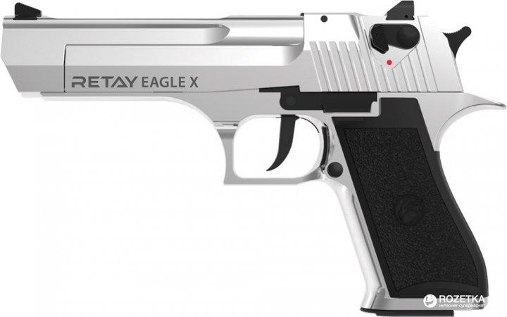 Стартовий пістолет Retay Arms Eagle 9 мм Chrome (11950378) - зображення 1