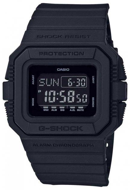 Часы Casio DW-D5500BB-1ER - изображение 1