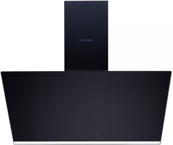 Витяжка MINOLA HVS 6232 BL/INOX 700 LED (F00195491) - зображення 1