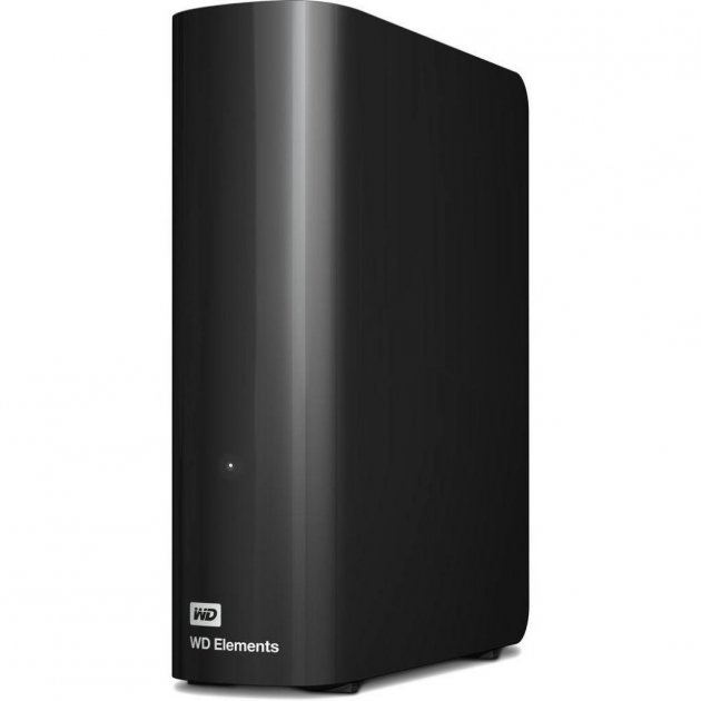 """Зовнішній жорсткий диск 3.5"""" 6TB Western Digital (WDBWLG0060HBK-EESN) - зображення 1"""