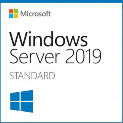 ПО для сервера Microsoft Windows Server Standart 2019 x64 Russian 16 Core DVD (P73-07797) - изображение 1