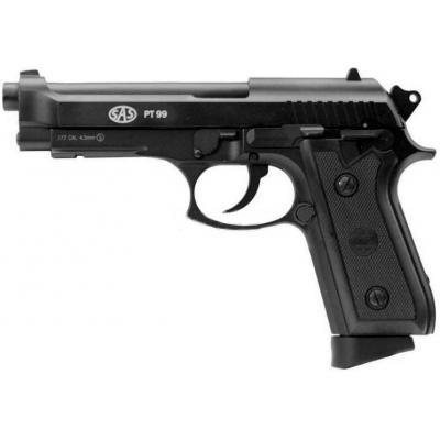 Пневматический пистолет SAS PT99 (KMB-15AHNS) - зображення 1