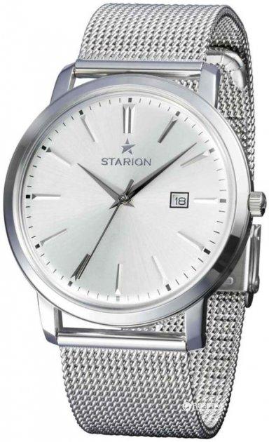 Мужские часы STARION А570 Gеnts S/Silvеr B - изображение 1