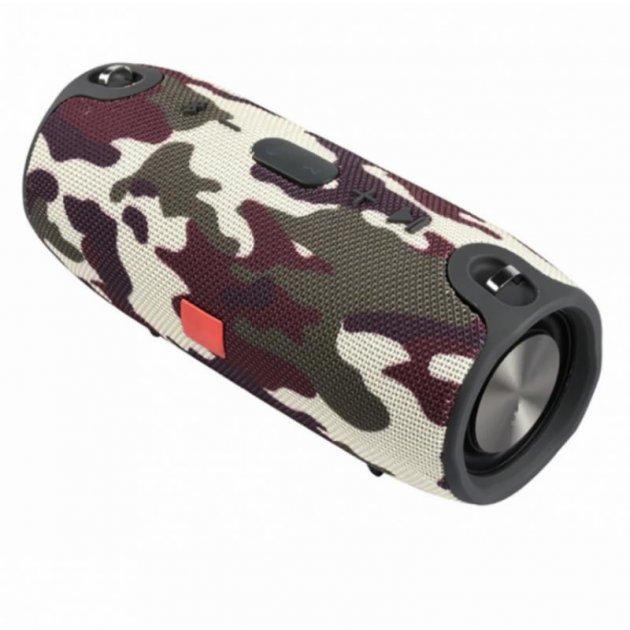 Портативная колонка Portable X-Treme mini Bluetooth Камуфляж - изображение 1