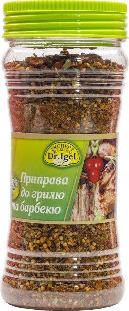 Приправа Dr.IgeL для гриля и барбекю 220 г (4820155170535) - изображение 1