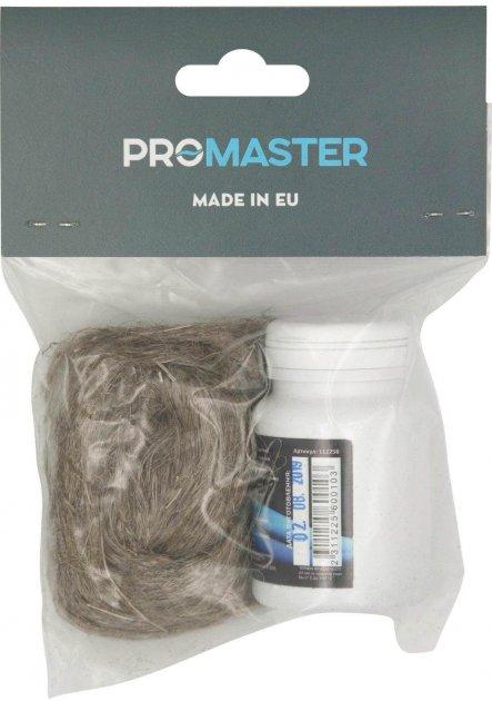 Паста уплотнительная PROMASTER ИС.130209 65-70 г вода-пар + пакля (2311219300101) - изображение 1