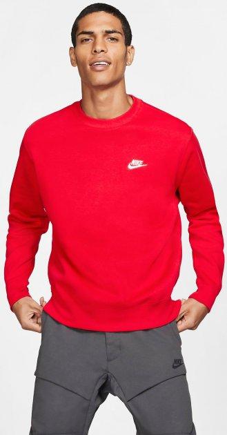 Свитшот Nike M Nsw Club Crw Bb BV2662-657 L (193147706857) - изображение 1