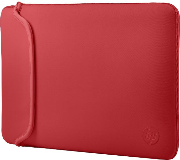 "Чохол для ноутбука HP Chroma Sleeve 15.6"" Black/Red (V5C30AA) - зображення 1"