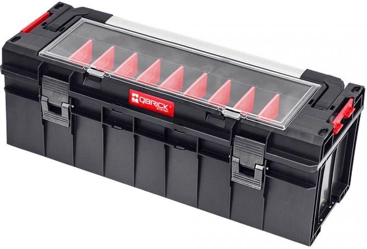 Ящик для инструментов Qbrick System Pro 700 650 х 270 х 272 мм (SKRQPRO700CZAPG002) - изображение 1