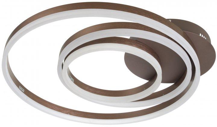 Світильник настінно-стельовий Brille BL-954С/132 Вт COF (24-282) - зображення 1