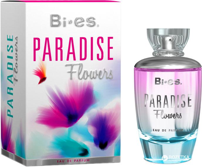 Туалетная вода для женщин Bi-es Paradise Flowers Salvatore Ferragamo - Incanto 100 мл (5907699488131) - изображение 1