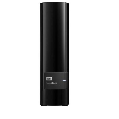 Зовнішній HDD Wd Easystore 8TB USB 3.0 (WdBCKA0080HBK) - зображення 1