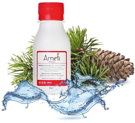 Парфюмированная вода для мужчин Ameli 009 Версия Encre Noire Sport (Lalique) 100 мл (ROZ6205016331) - изображение 1
