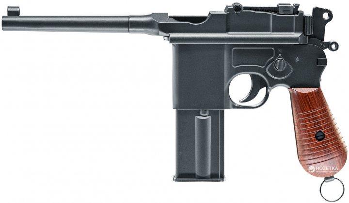 Пневматичний пістолет Umarex Legends C96 FM (5.8197) - зображення 1