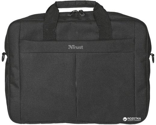 """Сумка для ноутбука Trust Primo 16"""" Black (TR 21551) - зображення 1"""