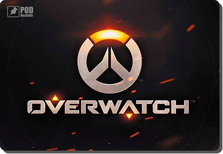 Ігрова поверхня Podmyshku Overwatch Control (GAME Overwatch-М) - зображення 1