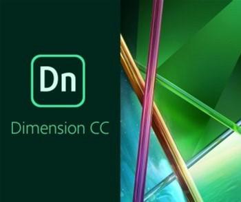 Adobe Dimension for enterprise. Ліцензія для комерційних організацій, річна передплата на одного користувача в межах замовлення від 1 до 9 (65297892BA01A12) - зображення 1