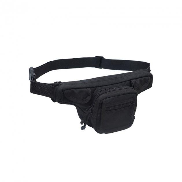 Поясная сумка для оружия DANAPER DEFENDER CITY 1135099 Чорний - изображение 1