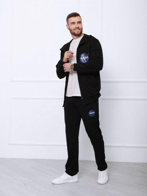 Спортивний костюм ISSA PLUS GN-409 S Чорний (2000942188987) - зображення 1