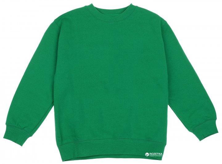 Свитшот Sol's New Supreme Kids 13249272 10Y 130-140 см Зеленый (3660734024504) - изображение 1