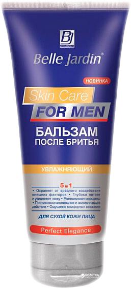 Бальзам после бритья для мужчин Belle Jardin Skin Care Perfect Elegance 200 мл (5907582900818) - изображение 1