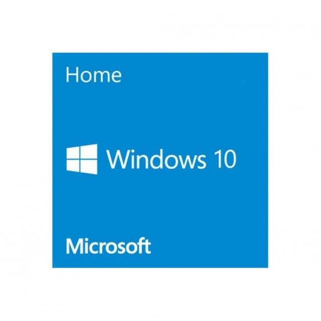 Операційна система Microsoft Windows 10 Home x64 Ukrainian OEM (KW9-00120) - зображення 1