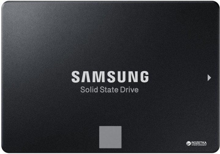 "Samsung 860 Evo-Series 2TB 2.5"" SATA III V-NAND TLC (MZ-76E2T0BW) - зображення 1"