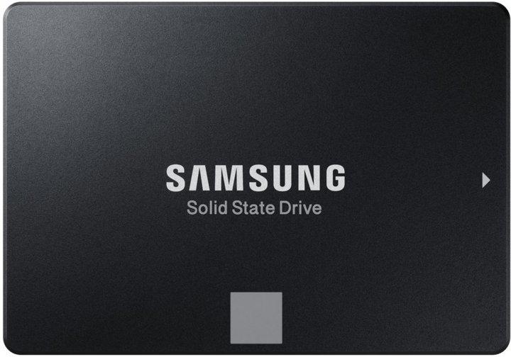 "Samsung 860 Evo-Series 250GB 2.5"" SATA III V-NAND (MLC) (MZ-76E250BW) - зображення 1"