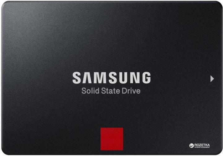 "Samsung 860 Pro series 1TB 2.5"" SATA III V-NAND MLC (MZ-76P1T0BW) - изображение 1"