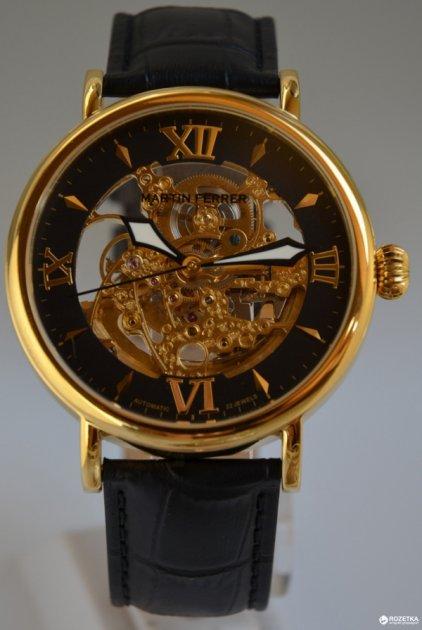 Мужские часы MARTIN FERRER 13151B/G - изображение 1