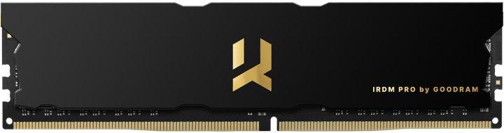 Оперативная память Goodram DDR4-3600 8192MB PC4-28800 IRDM Pro (IRP-3600D4V64L17S/8G) - изображение 1