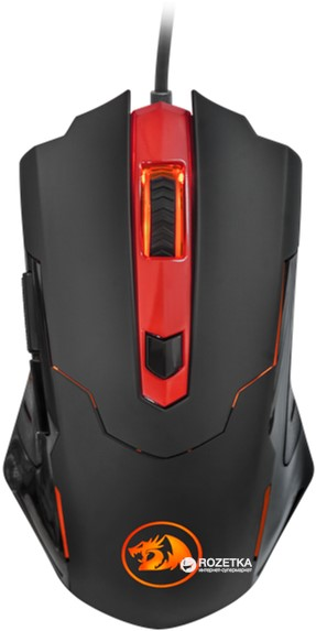 Мышь Redragon Pegasus USB Black (74806) - изображение 1