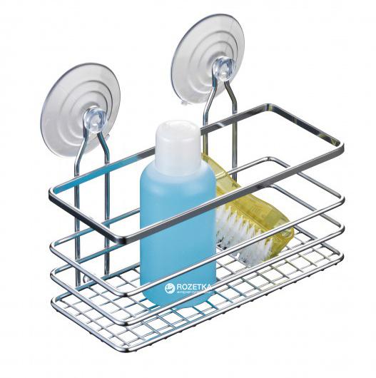 Полиця для ванної кімнати Axentia Cassandra 280865 - зображення 1