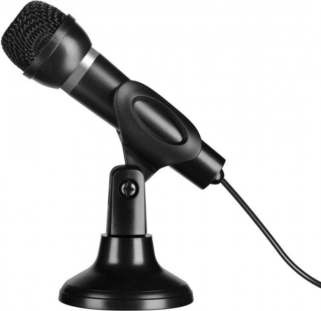 Микрофон SPEEDLINK Capo Black (SL-8703-BK) - изображение 1