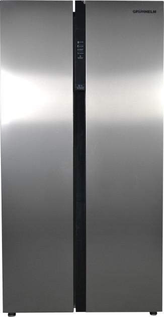 Холодильник GRUNHELM GNB-180MLX - изображение 1