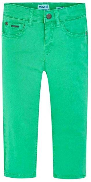 Штани Mayoral 509-91 7Y Зелені (2900509091074) - зображення 1