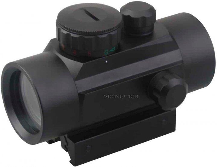 Прицел коллиматорный Vector Optics 1x35 RD-Victoptics - изображение 1