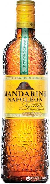 Ликер De Kuyper Mandarine Napoleon 0.7 л 38% (8710625700026) - изображение 1