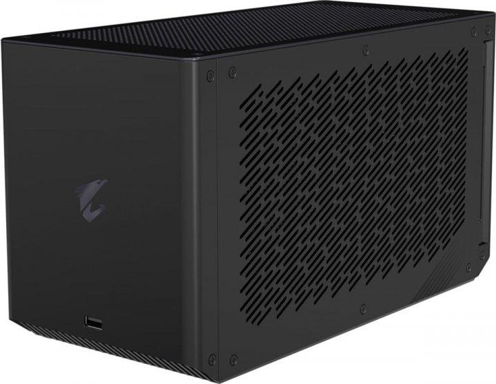 Видеокарта Gigabyte PCI-Ex GeForce RTX 2080 Ti Aorus Gaming Box 11GB GDDR6 (352bit) (1545/14000) (HDMI, USB-C, 3 x DisplayPort) (GV-N208TIXEB-11GC) - изображение 1