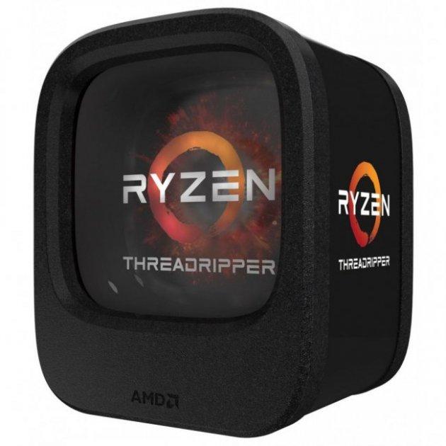 Процесор s-TR4 AMD Ryzen Threadripper 1900X BOX (YD190XA8AEWOF) - зображення 1