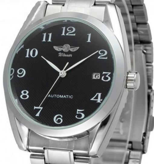 Чоловічі мезанические годинник Winner Handsome з автопідзаводом - зображення 1