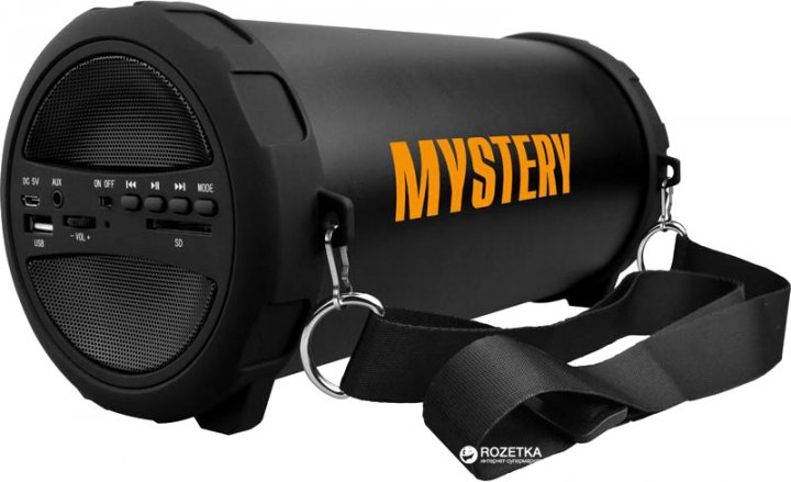 Акустична система Mystery MBA-733UB Black - зображення 1