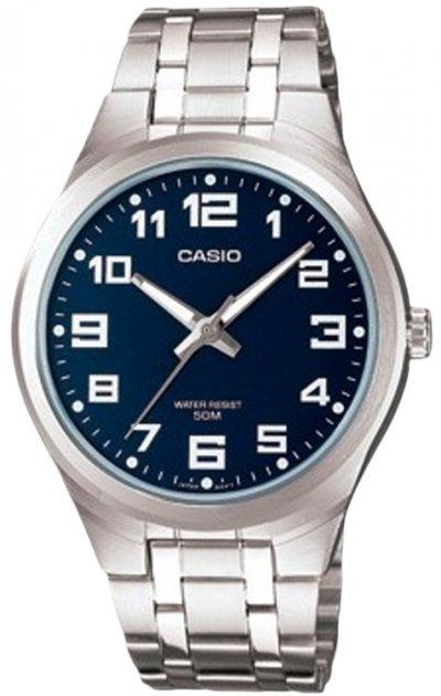 Чоловічий годинник CASIO MTP-1310PD-2BVEF - зображення 1
