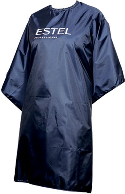 Пеньюар парикмахерский Estel Professional с логотипом Темно-синий (2928200017483) - изображение 1